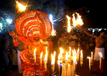 Breathtaking Theyyam
