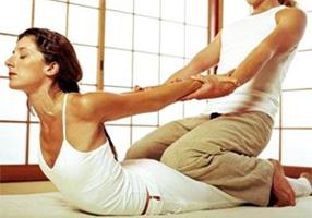 Michelle heat japanese massage